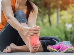 Signs Your Plantar Fasciitis is Healing